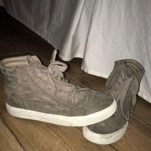 Steve Madden hightop sneakers